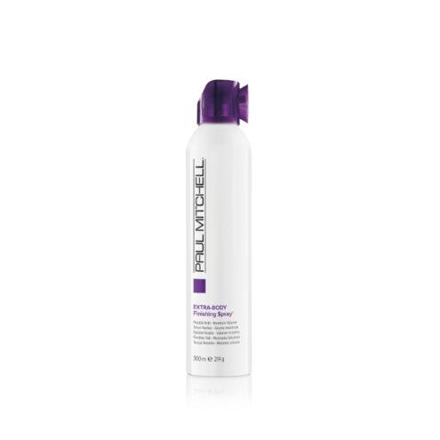 Лак для сохранения объема сильной фиксации Extra-Body Finishing Spray