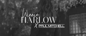 Супер-модель Винни Харлоу — глобальный посол бренда Paul Mitchell