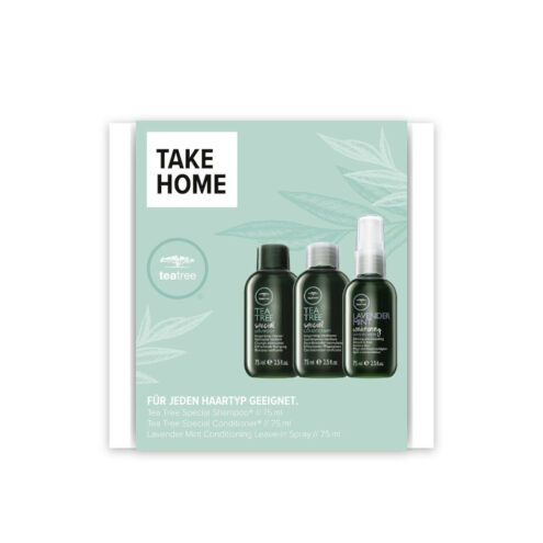 Take Home Kit Tea Tree Special - SPECIAL